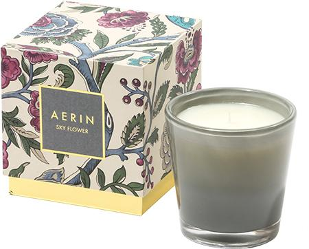 Holiday Candle Scent of The Day: AERIN Sky Flower