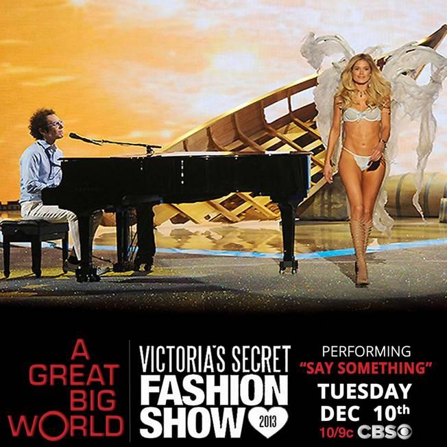 Victoria's Secret Fashion Show Tonight at 10pm EST