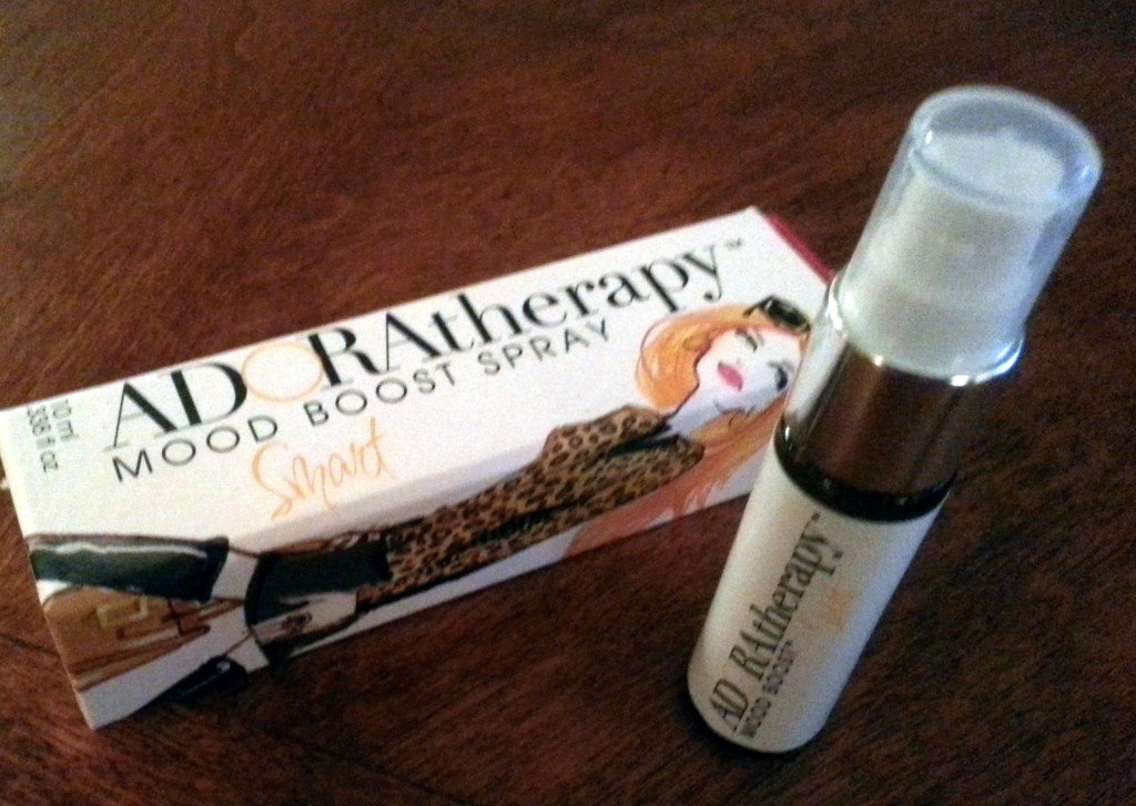 Beautiful Mood Boost Spray From Adoratherapy Is Awesome