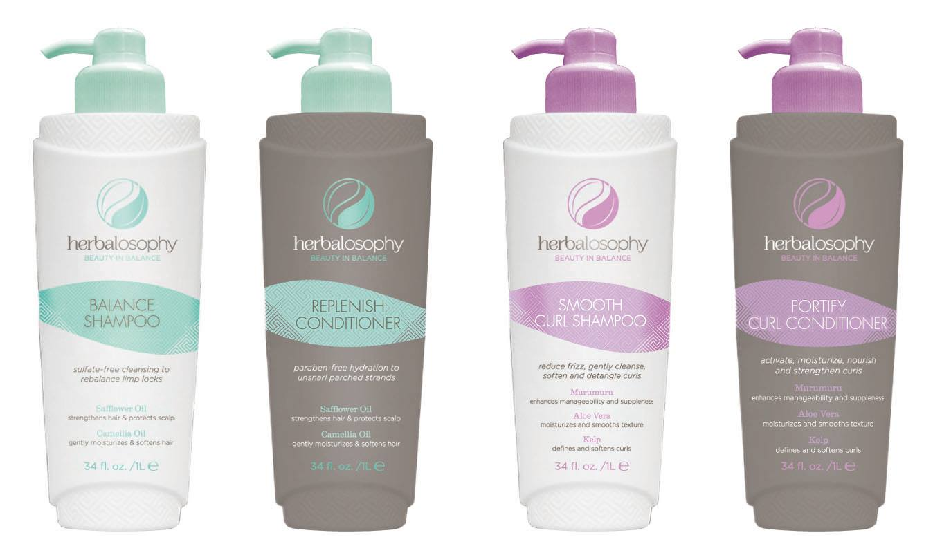 Your Healthy Hair Shampoo from Herbalosophy