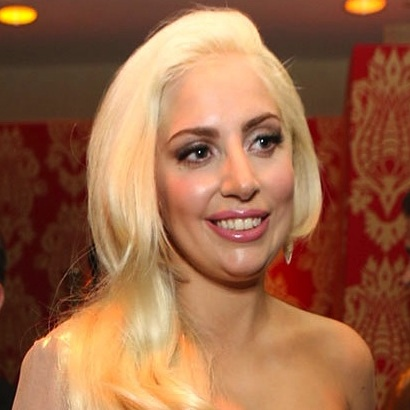 LADY GAGA WEARS JEWELS BY MISAHARA AND L'DEZEN AT NBC GOLDEN GLOBES POST PARTY