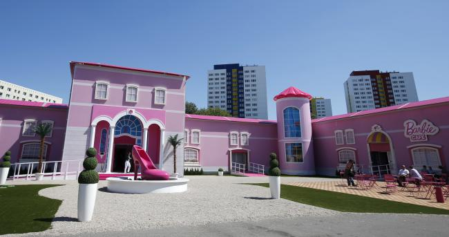 Mattel Partners with Otis College of Art and Design to Celebrate Barbie's New Home at Santa Monica Place