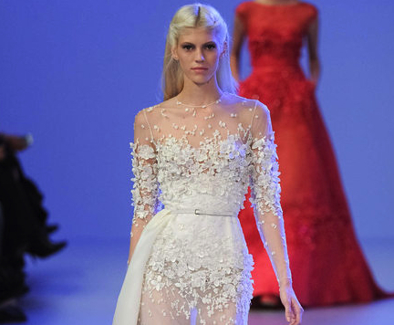 We Adore Ellie Saab Spring/Summer 2014