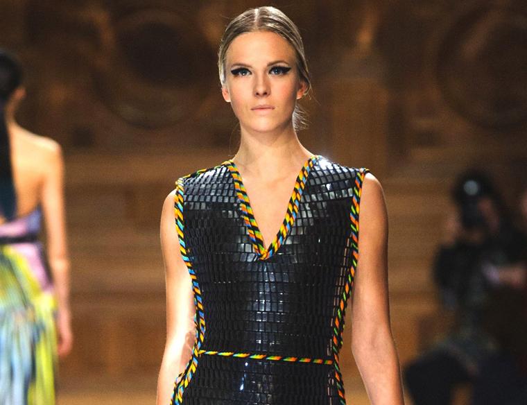 Paris Designer News: Oscar Carvallo Couture Spring/Summer 2014