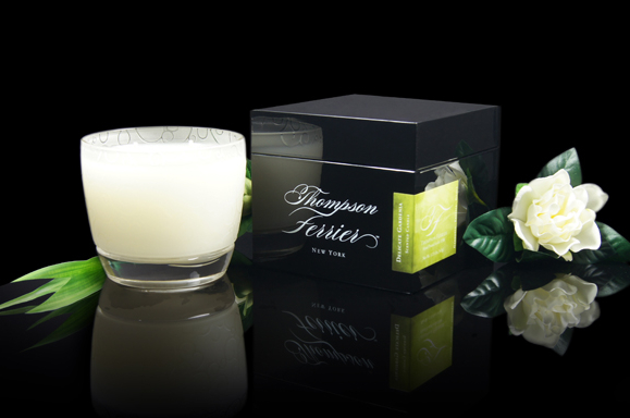 Valentine's Day Candle Spotlight On Thompson Ferrier Candles