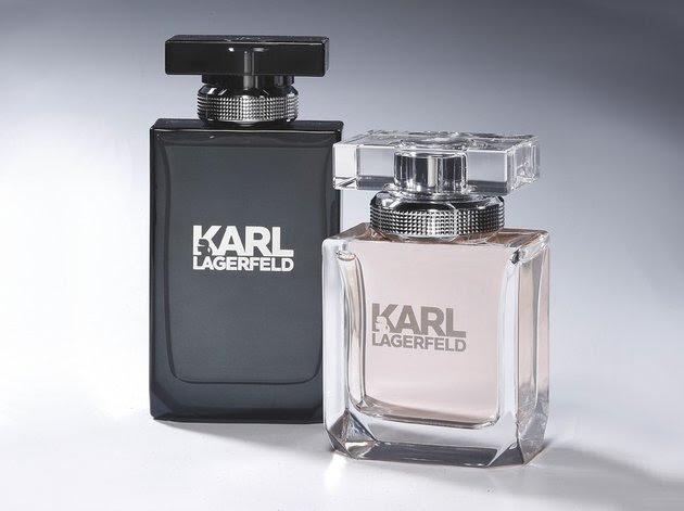 New Karl Lagerfeld fragrances for both men and women