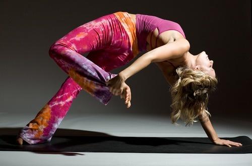 Yoga Style News: Fabulous Colorful Yoga Pants from Shining Shakti