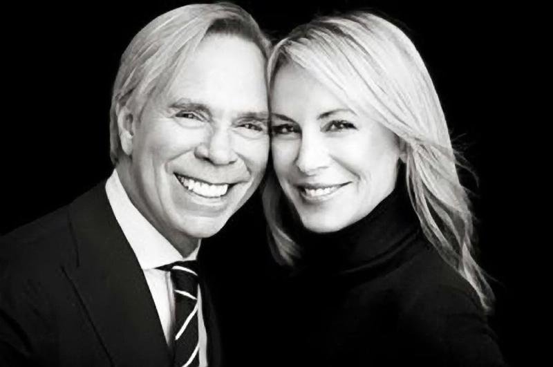Fashion Designers Tommy Hilfiger, CancerForward Forward Movers at Saks Fifth Avenue Cure Kickoff