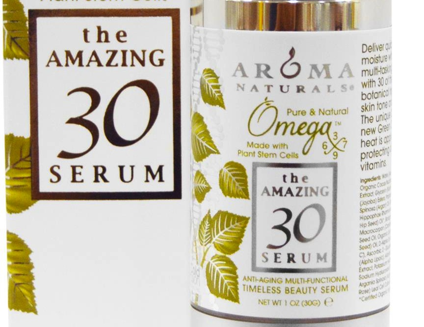 The Amazing 30 Creme by Aroma Naturals