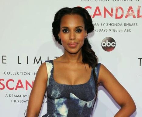 Kerry Washington, Lyn Paolo, Elliot Staples Celebrated The Limited Collection Inspired by Scandal