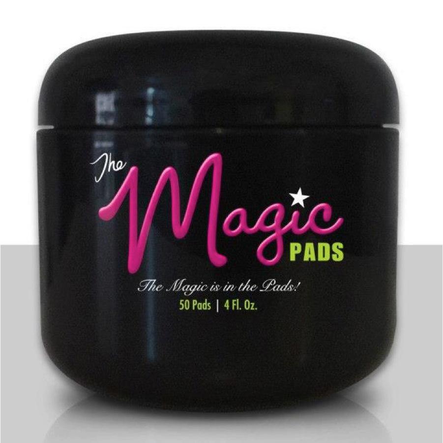 The Magic Pads Illuminating Road to perfect skin