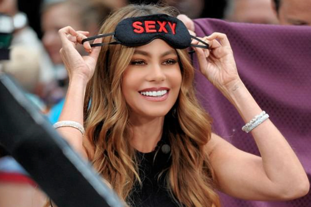Sofia Vergara, Access Hollywood, Diamond Bangle Star Style News