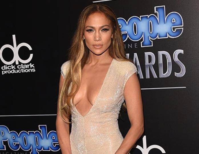 Jennifer Lopez, Roselyn Sanchez, PEOPLE Magazine Awards, Fab Jewels