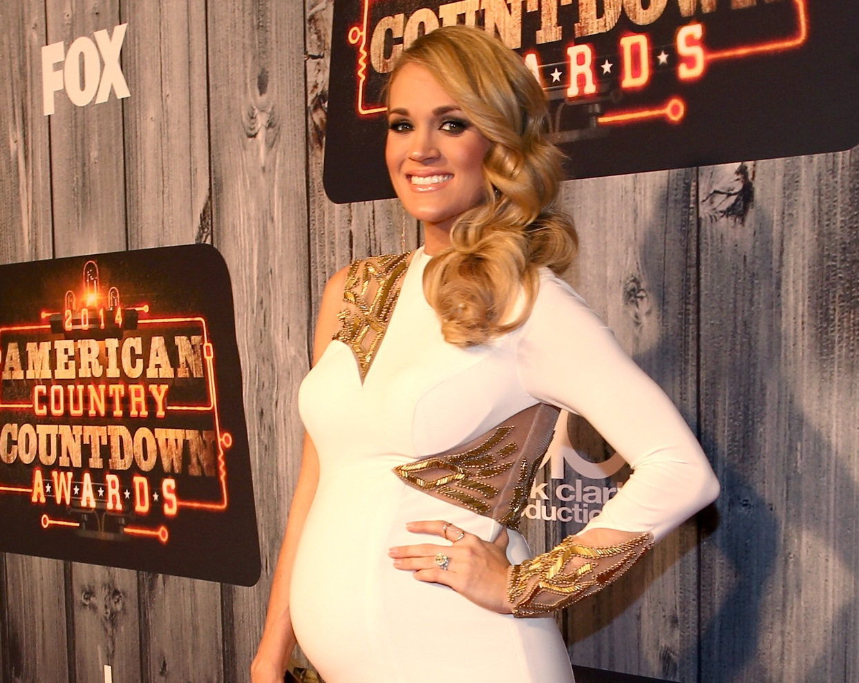 Carrie Underwood, The Casa Reale Ring, Her Fab Style