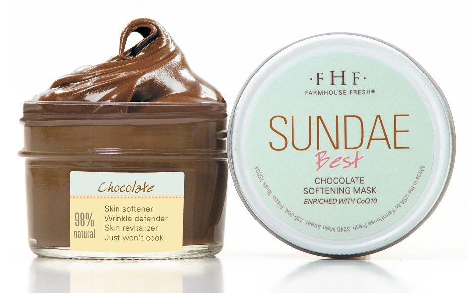 Farmhouse Fresh Decadent Sundae Best Chocolate for Valentine's Day