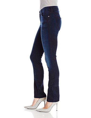 Style Spotlight On 7 Mankind's Modern Straight Leg Slim illusion Jeans