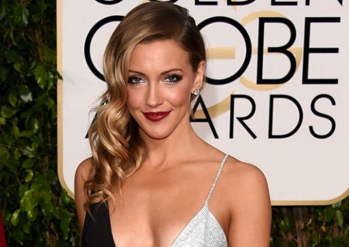 Katie Cassidy, Star Style Jewels Shine At Golden Globes