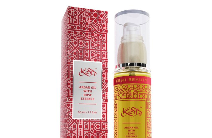 Kesh Beauty Moroccan Argan Oil, Our Fab Pick Of The Day!
