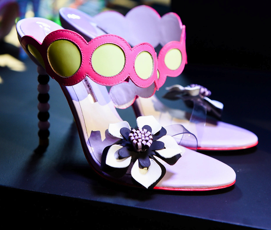 Sophia Webster Designs Are fun, Exciting And Fashion Forward For Spring 2015