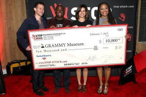 GBK Music Gift Lounge In Honor Of The 2015 Grammy Nominees