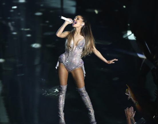 Ariana Grande's Exclusive Fragrance Partnership with LUXE Brands