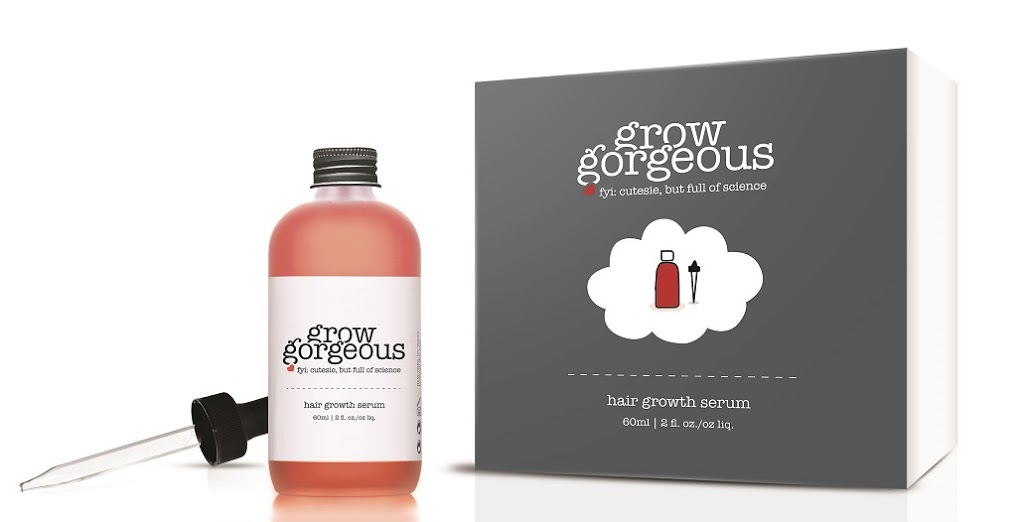 Grow Gorgeous Hair With New Growth Serum