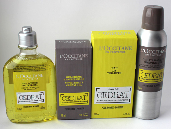 L'Occitane, Father's Day Gift Favorite, Eau de Cedrat Citrus Fragrance For Men