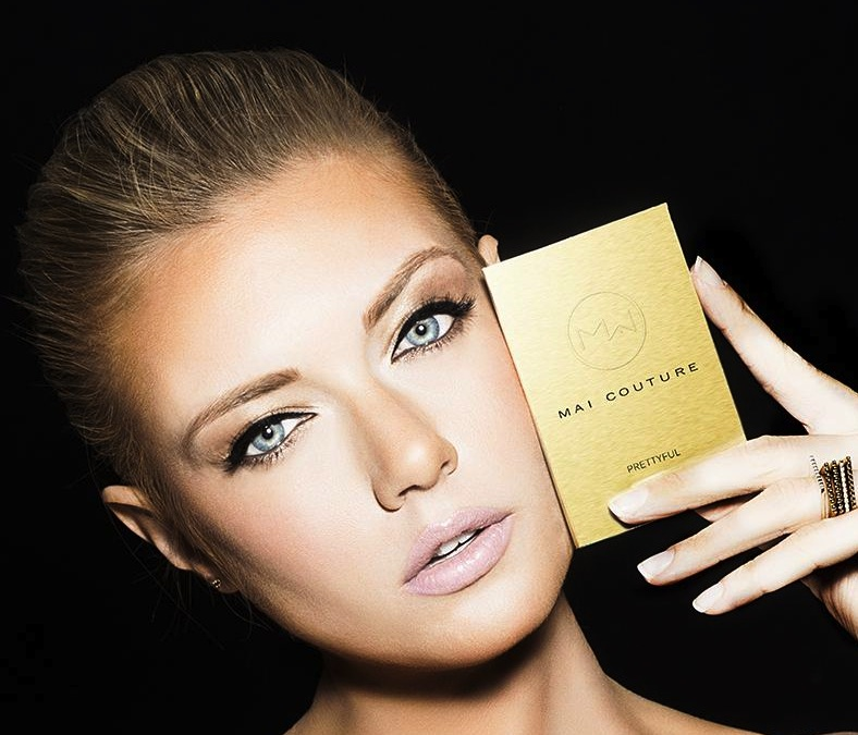 Mai Couture, Luxury Blush Paper Fab Favorite