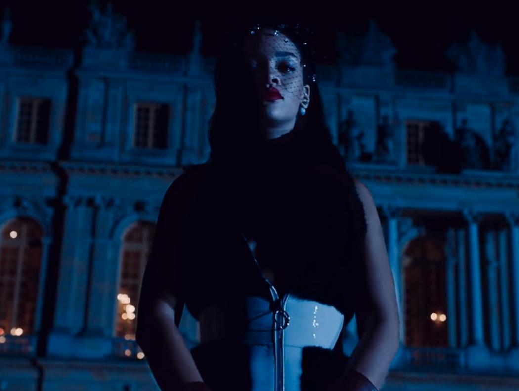 Rihanna, Christian Dior Secret Garden Glamour