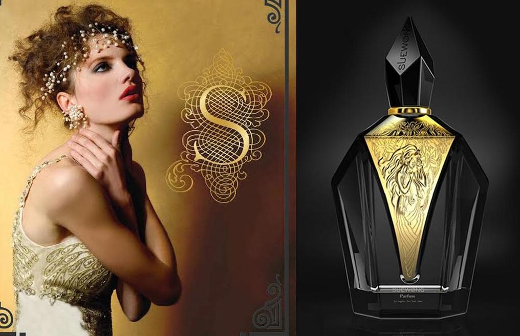 SUE WONG Launches Online Boutique & Debuts SUE WONG Eau de Parfum