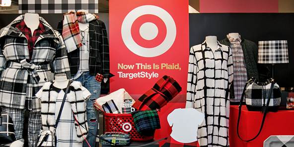 Target Reveals Plaid Takeover for Fall 2015