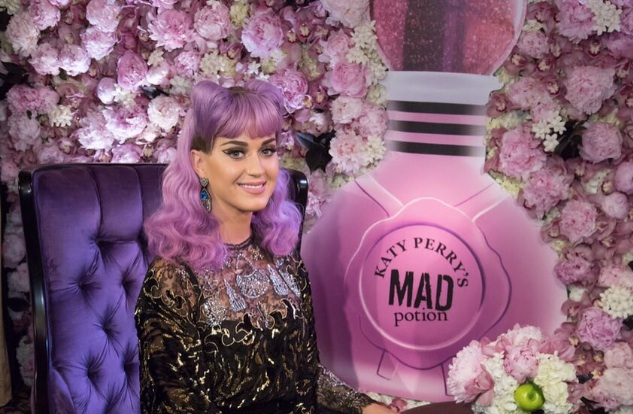 Katy Perry's Fab Style At The Mad Potion Fragrance Launch