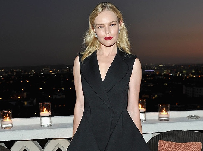 Kate Bosworth, Her Star Style With Harry Kotlar Diamonds