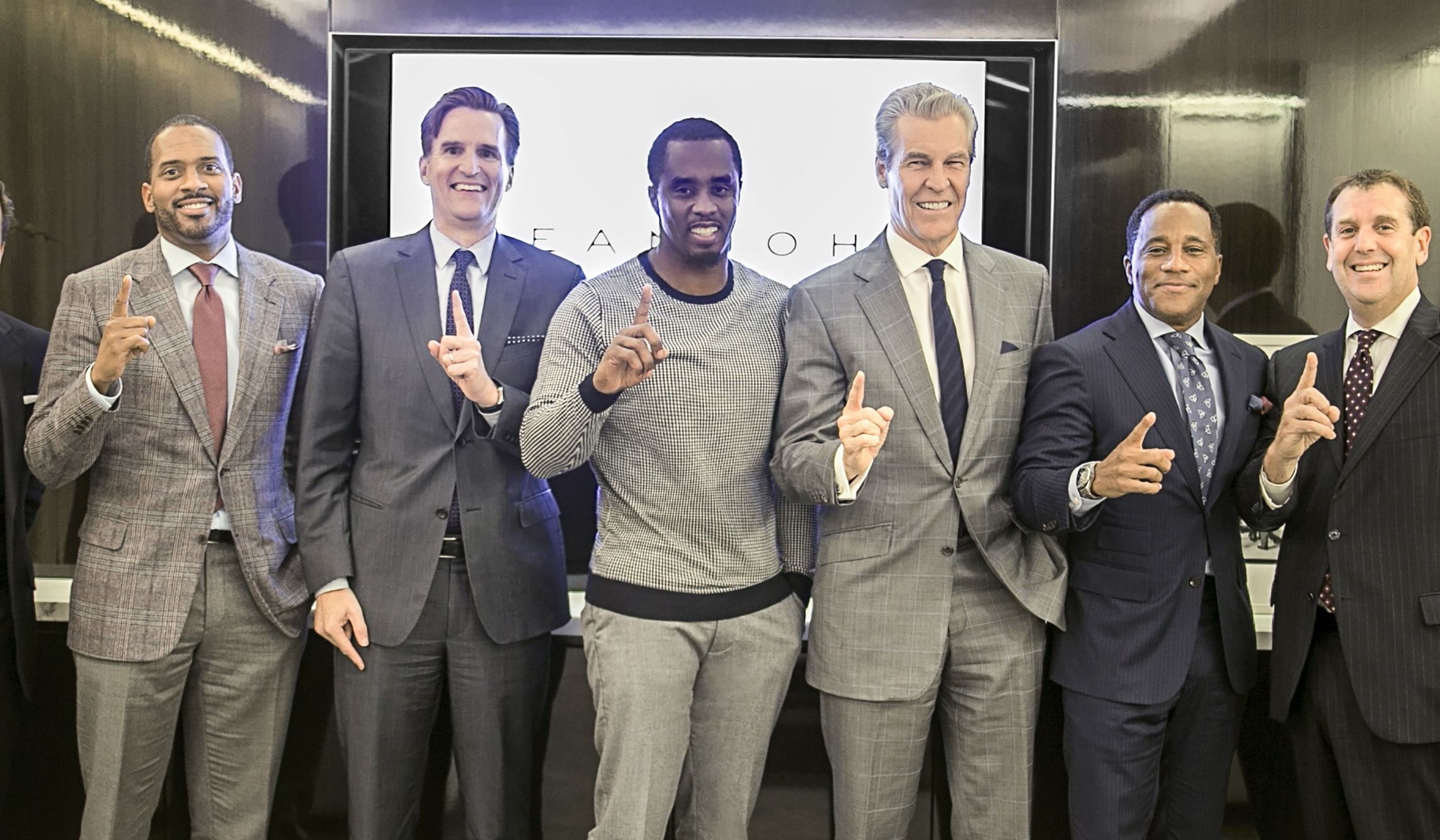 Sean John Sportswears Exclusive Agreement with Macy's