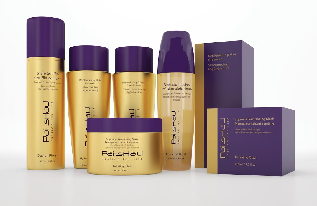 Signature Exotic Tea Complex Luxury Hair Care from Pai-Shau