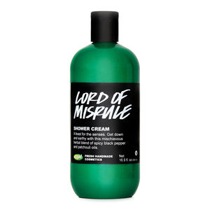 The LUSH Lord of Misrule Bath Bomb Holiday Gift