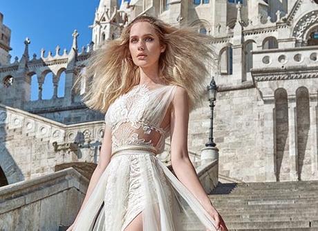 Wedding Dress Designer Spotlight on Galia Lahav