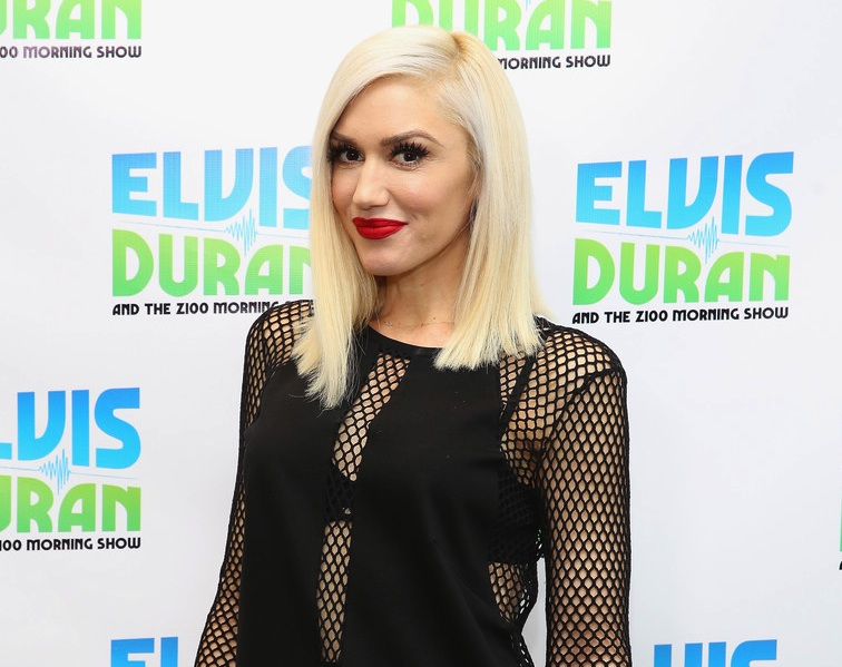 Gwen Stefani Style Moment With Le Vian diamond rings