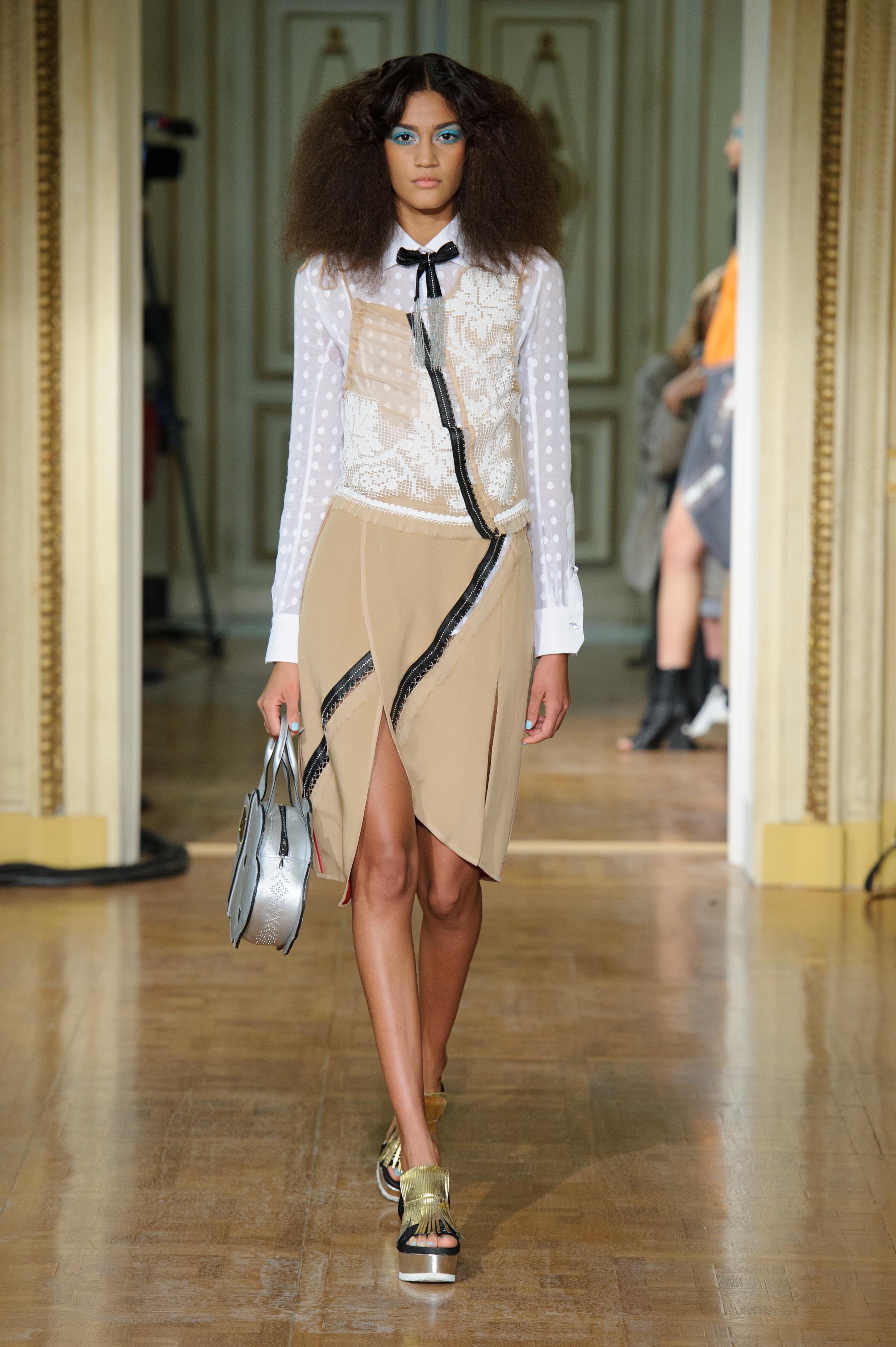 ANTONIO ORTEGA Couture Presents Paris Haute Couture Fashion Week