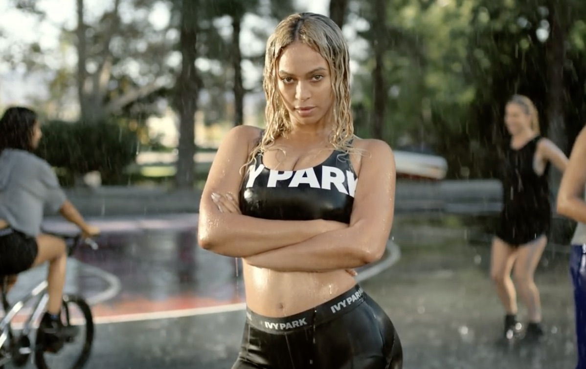 Beyoncé 'Where is your park', INVY PARK Fit Styles Just For You