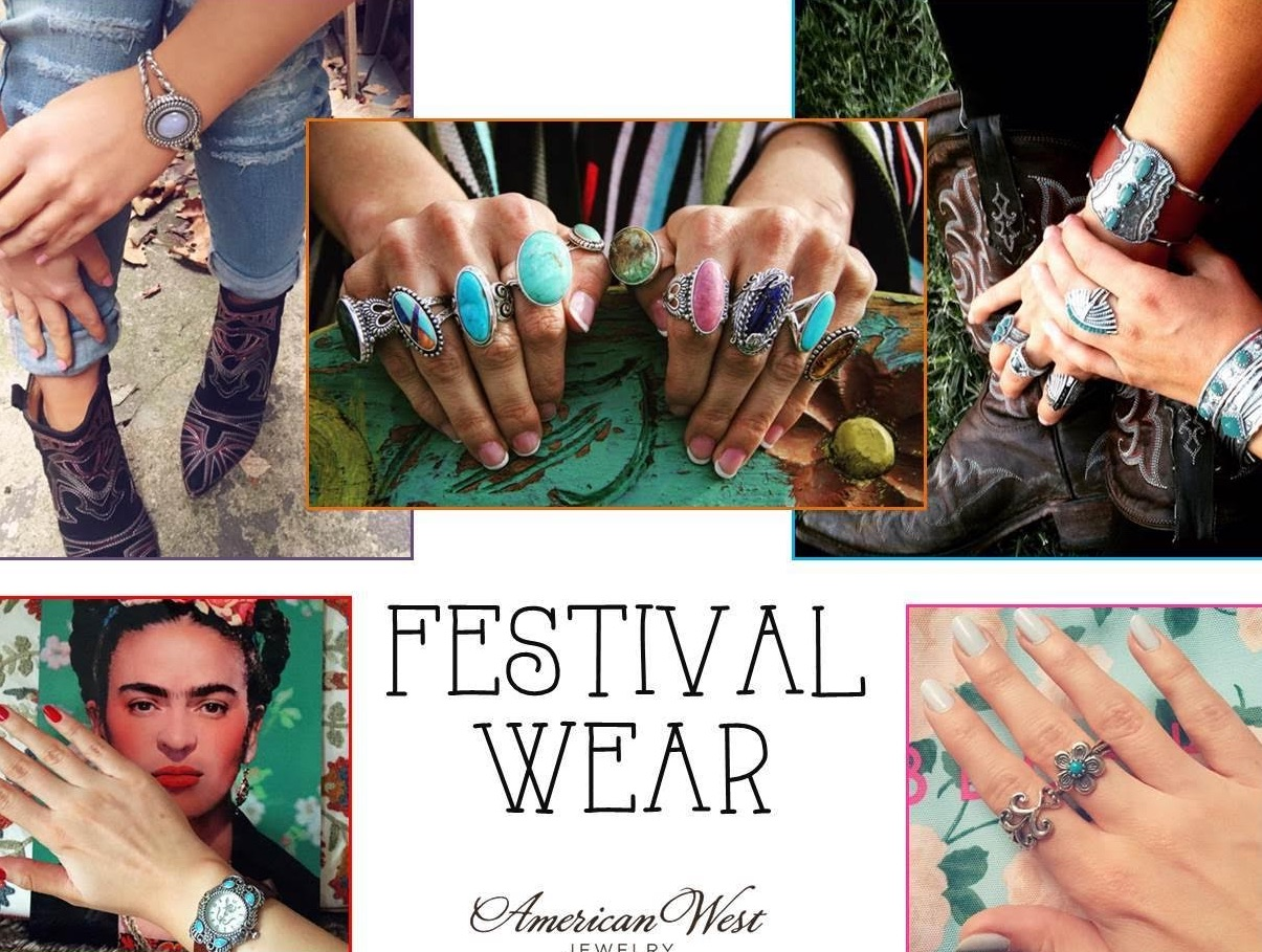 Festival Collection by American West Jewelry