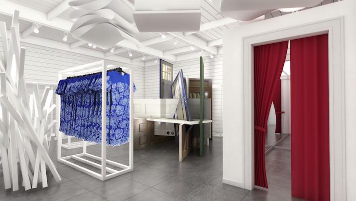 Tadashi Shoji Opens First Concept Boutique in Glendale Galleria