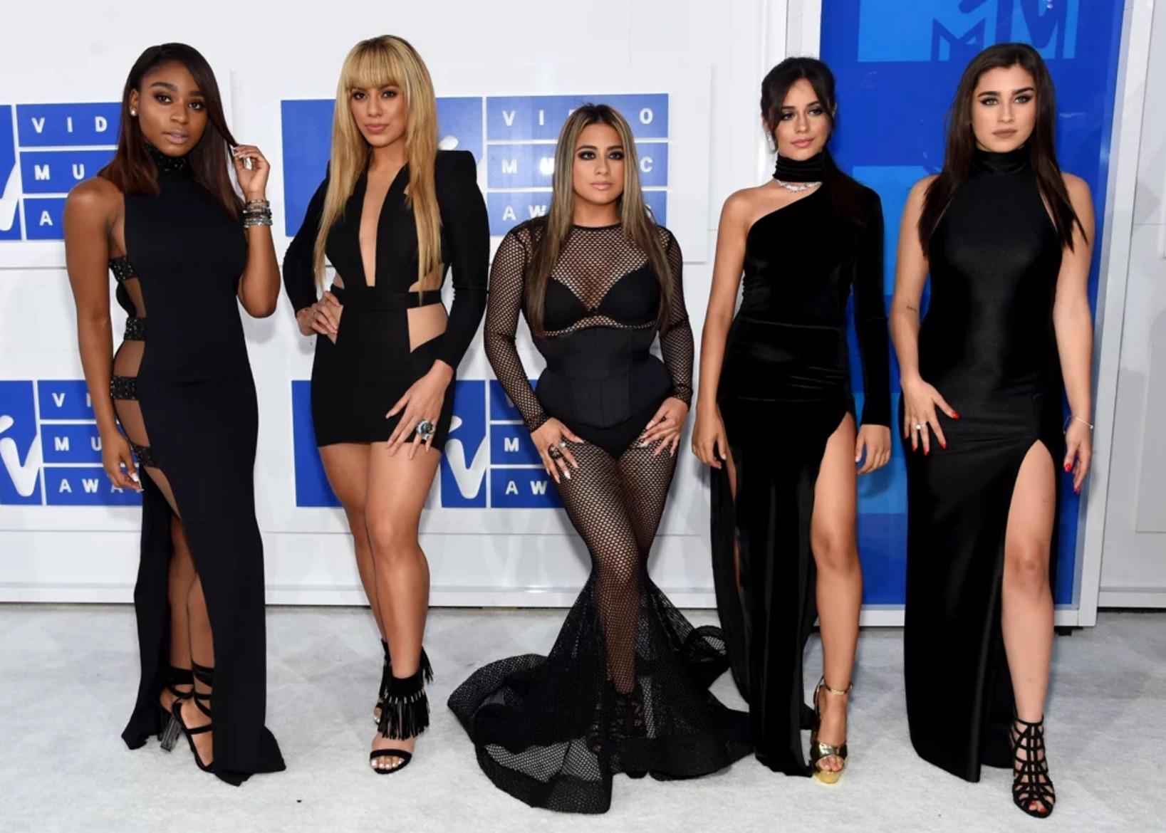 Fifth Harmony Wears Swarovski at the MTV Video Music Awards