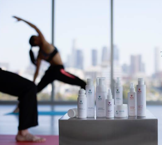 Yuni Beauty Power with Muscle Recovery Gel