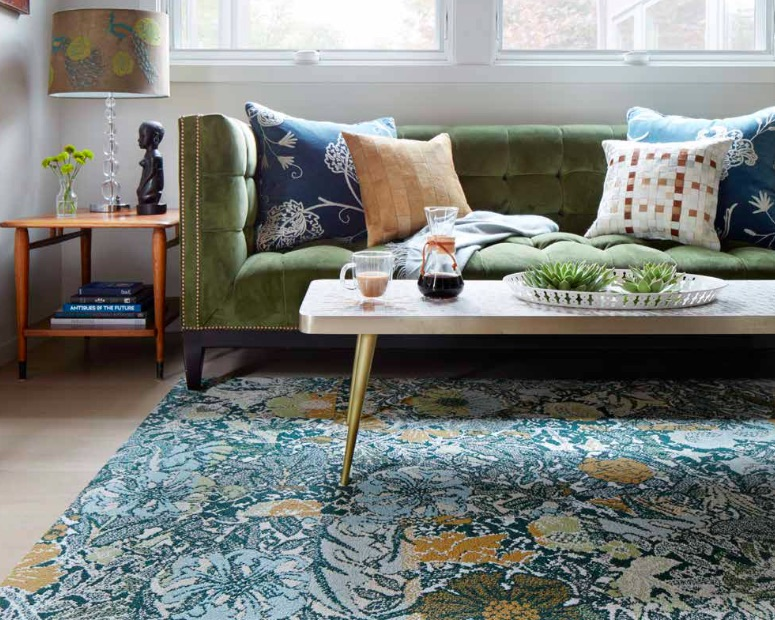 Home Decor News, FLOR Introduces SS 17′ Collection