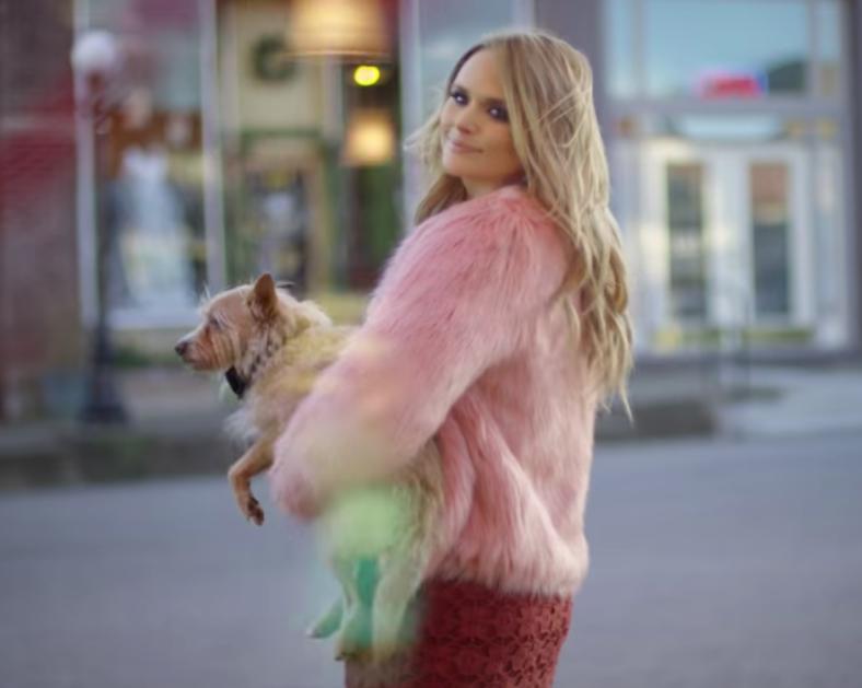 Miranda Lambert GLAMS UP IN UNREAL FUR FOR 'WE SHOULD BE FRIENDS' MUSIC VIDEO
