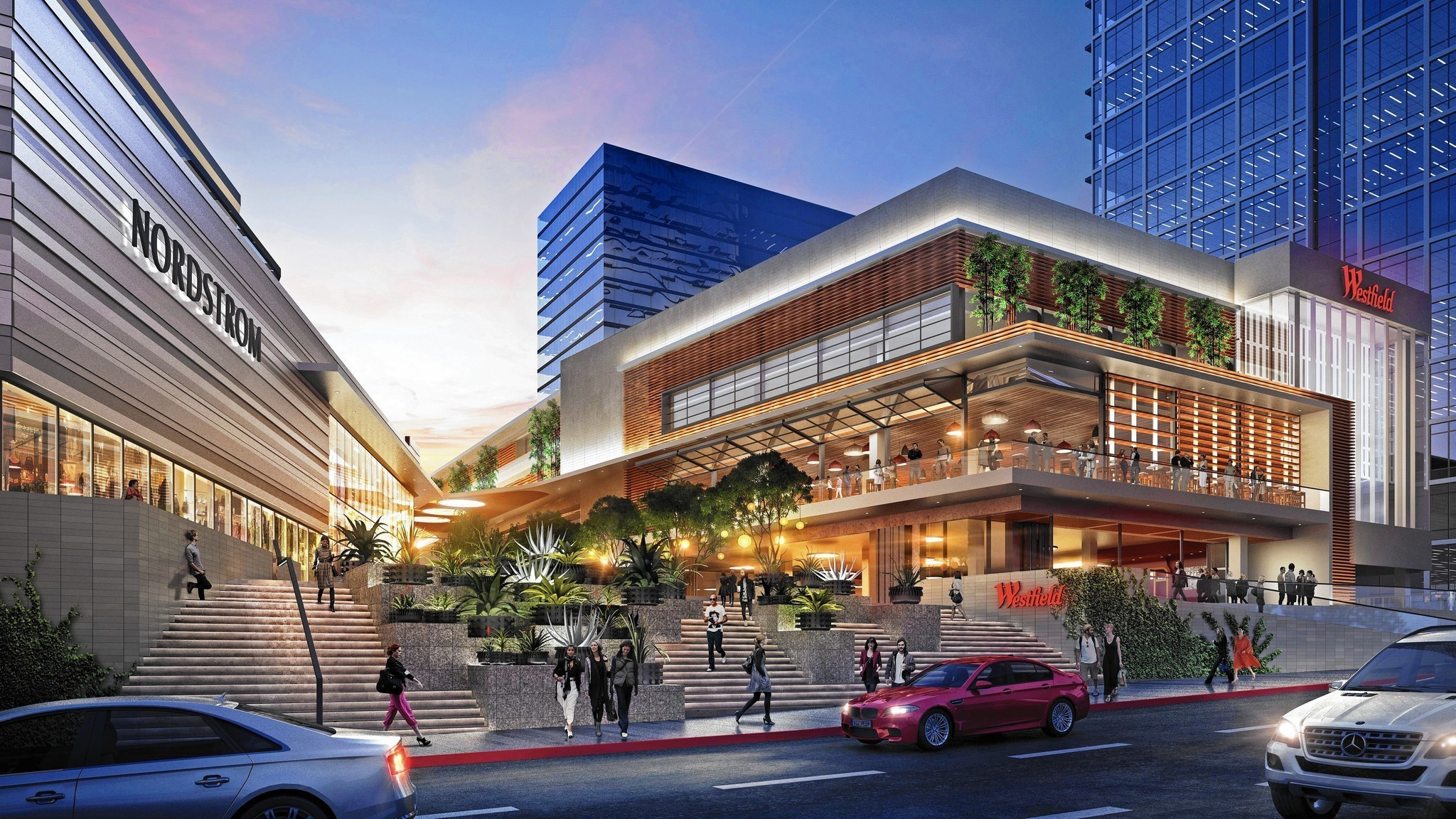 Westfield Century City Launches Stylish Fashion Stores for 2017