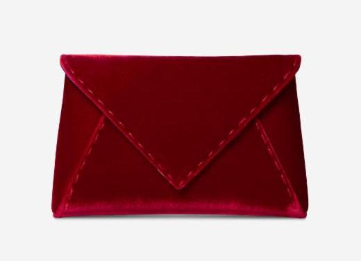 Tracee Ellis Ross rock the Tyler Ellis red handbag