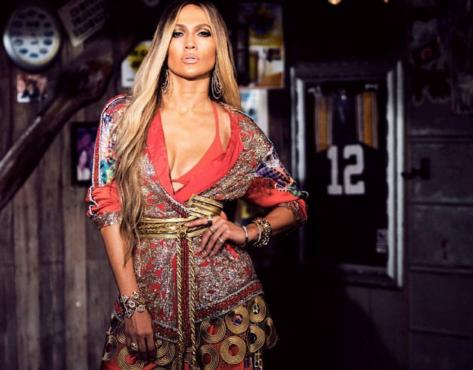 Jennifer Lopez releases steamy music video In FAB Style