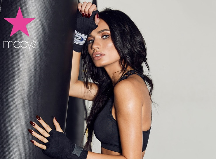 """Madonna's Material Girl, Pia Mia Release """"A Day in the Life"""" Campaign"""